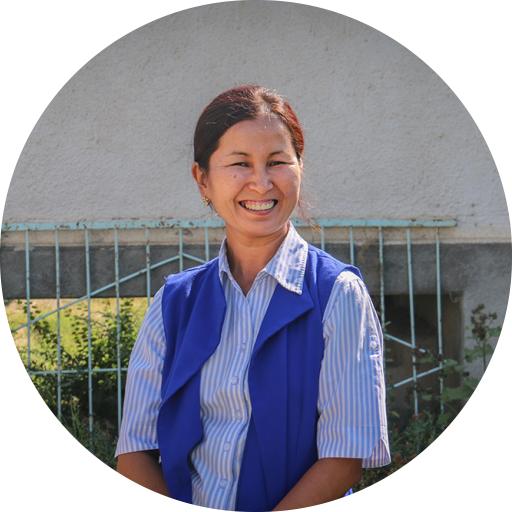 Mairam has been treated by MSF for XDR-TB in Kyrgyzstan